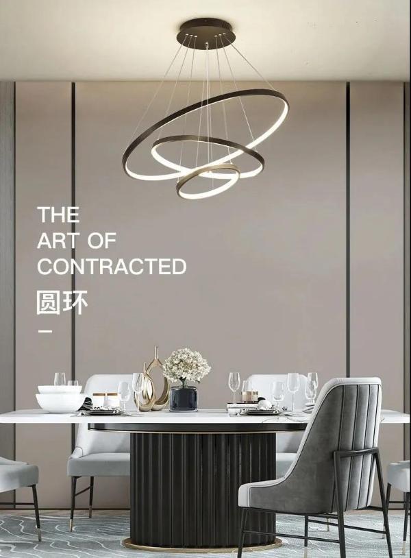 月影灯饰爆款套餐推荐,打造属于你的生活空间