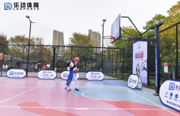 乐动体育篮球训练营中外结合全方位提升教学质量