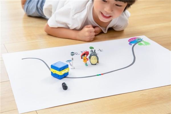 如何从小培养编程思维?快来体验阿尔法蛋dodobot吧