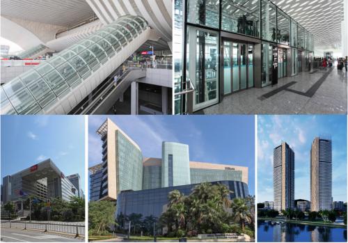 蒂森电梯将为深圳地铁16号线提供212台设备
