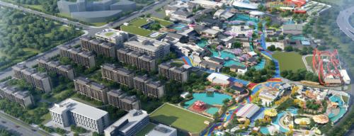扬州华侨城梦幻之城:2021年将盛启扬州新未来