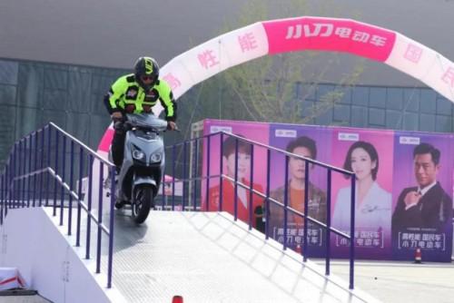 科技自强造就更强动力 小刀高性能电动致敬中国航天梦