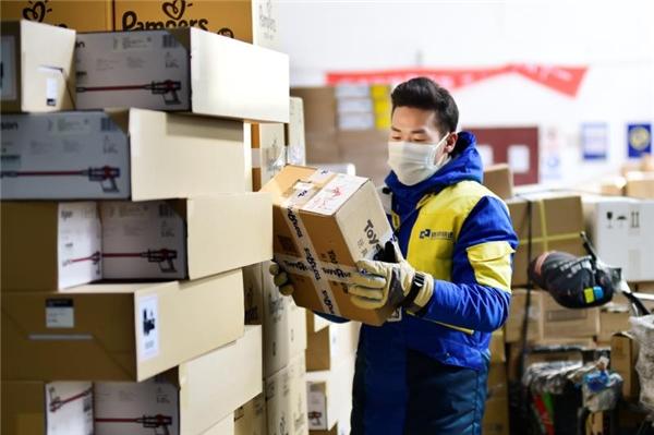 全力保障电商物流收派体验 德邦快递助力双十二购物狂欢
