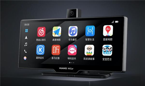 盯盯拍携手HUAWEI HiCar,共同打造华为智选车载智慧屏!