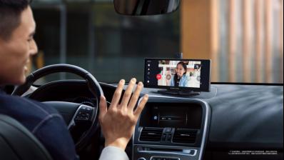 握手人工智能,AI技术武装爱车,华为智选车载智慧屏抢先入手