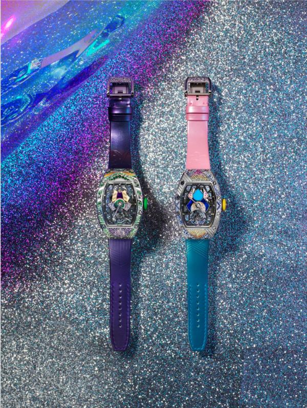 致敬摩登时代 RICHARD MILLE里查德米尔RM 71-02系列腕表