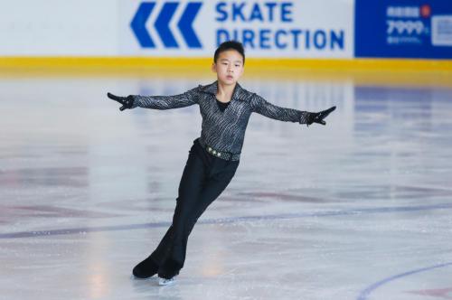 湖北首届青少年花样滑冰锦标赛在汉圆满落幕