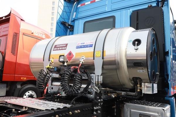 成熟可靠技术历经充分验证 欧曼LNG重卡全系产品发布 引领绿色运输装备新潮流