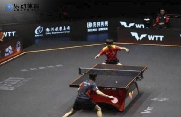 国球营销再掀热点,乐动体育赞助WTT赛事再赢口碑巅峰