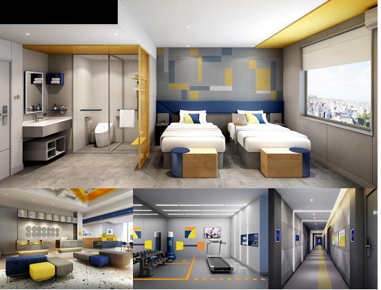 15城样板开放,7天酒店全新形象回归大众视野