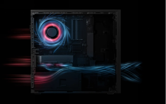 华为首款商用台式机MateStation B515来袭,PC进入智慧办公时代