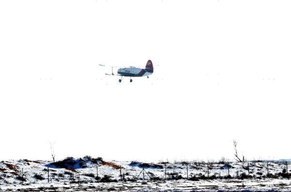 内蒙古生鲜快递飞上天!顺丰1.5吨大型无人机寄递牛羊肉试飞成功
