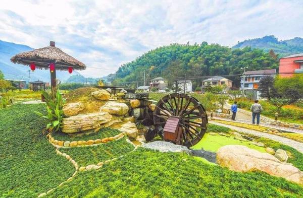 乡村成旅游目的地首选,新安县十大传统古村落,展现乡村自然之美