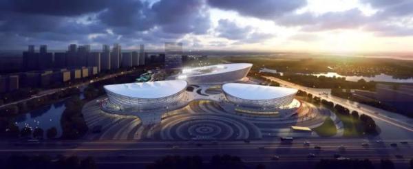深圳市博大建设集团中标温州瓯海奥体龙舟运动中心建设工程