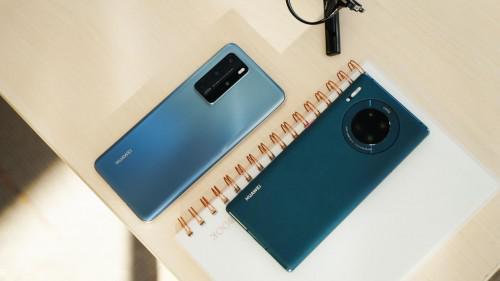 你的Mate 30/P40系列还没更新?快来看看EMUI 11的新功能智感支付