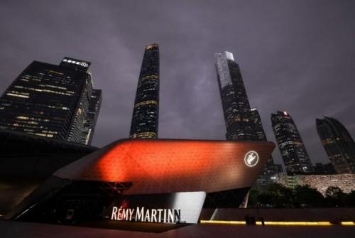 """穿粤邑境 共耀精彩 ——La Maison Rémy Martin Guangzhou""""人头马之家""""广州站 精彩启幕"""