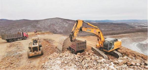 绿色智能开采解决洛北石墨产业发展瓶颈
