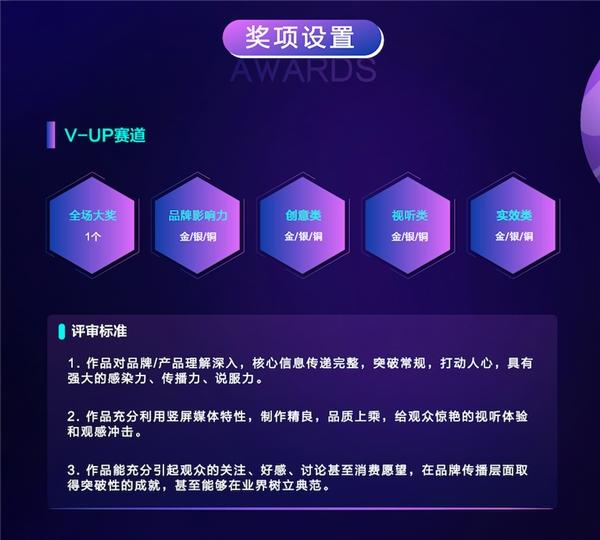 V-UP抖音短视频营销创意大赛启动!