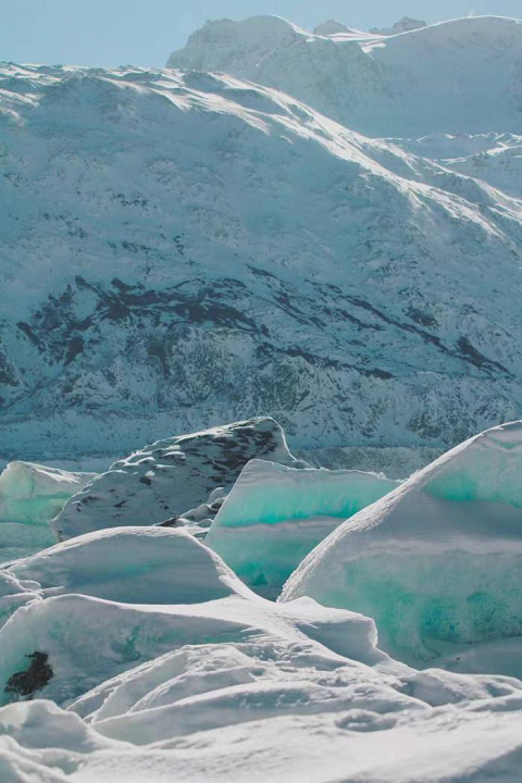 CARNAVAL DE VENISE丨向往冰川纯粹,原生态生活即刻出发
