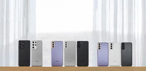 三星Galaxy S21 5G系列性能跳跃享受智能新生活
