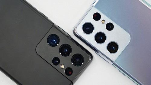 1.08亿主摄像头4K 60FPS录像三星Galaxy S21 Ultra 5G太期待了