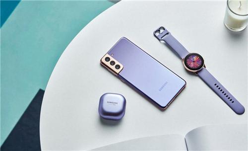 最漂亮的安卓机即将亮相三星Galaxy S21 5G系列 展示什么是顶级设计