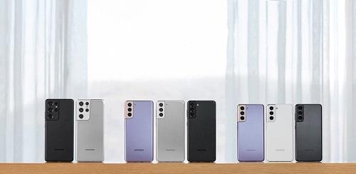 三星Galaxy S21 5G系列发布:自我超越 经典成就!