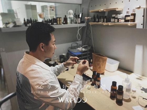 WAHOO,一个深度呵护女性的洗护品牌