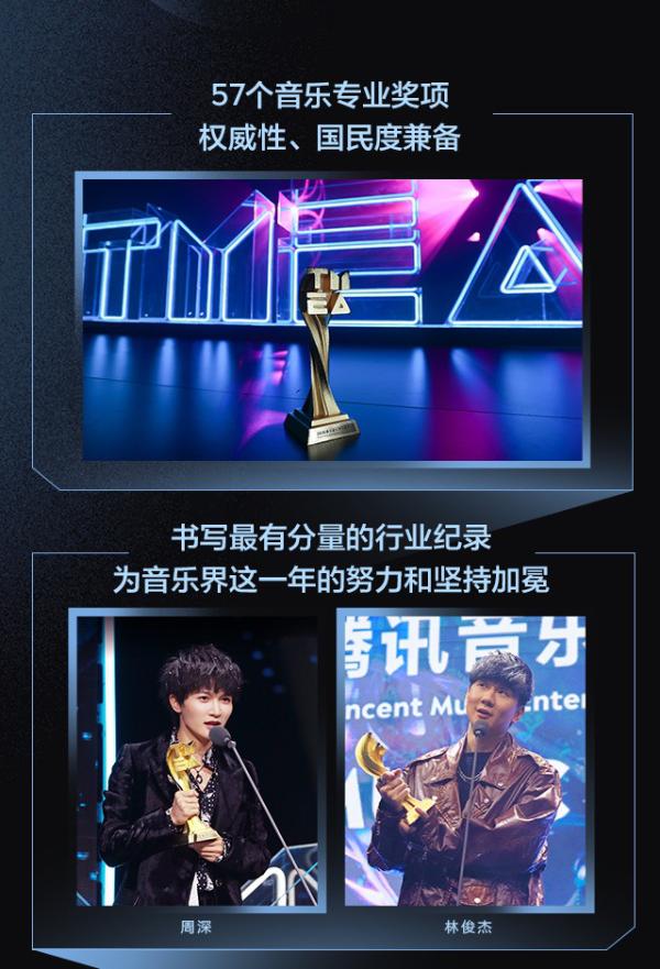"""57个奖项颁出、与亿万爱乐人""""因乐而生"""",最具重量级的音乐盛典TMEA落幕"""