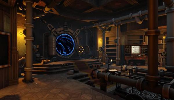 VR魔法战斗游戏《魔杖》6DoF版正式登陆Pico Store