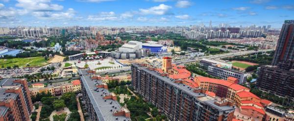十五之初 华侨城北方集团开创了新型城镇化、高质量发展的典范