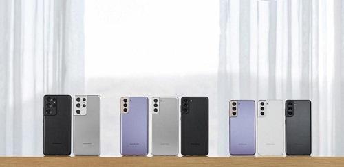 性能霸主震撼三星Galaxy S21 5G系列给您极致体验