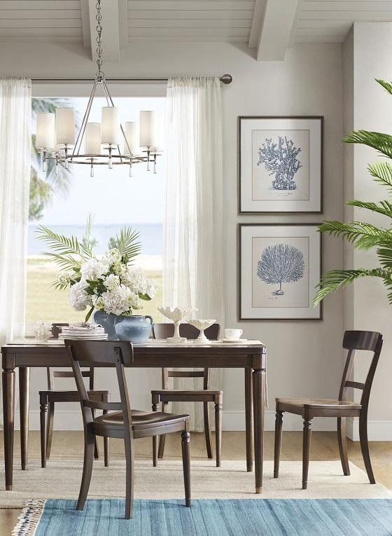 "Harbor House新品,一张餐桌,一道""家味"