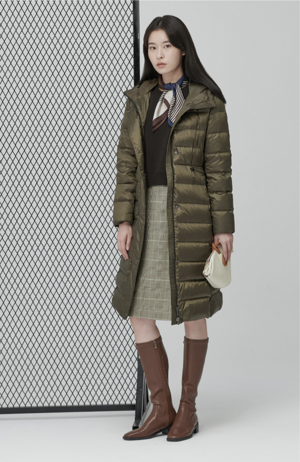 BEANPOLE 推出RDS羽绒系列