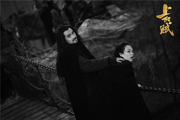 《上阳赋》热播 萧綦深情告白王儇甜哭观众