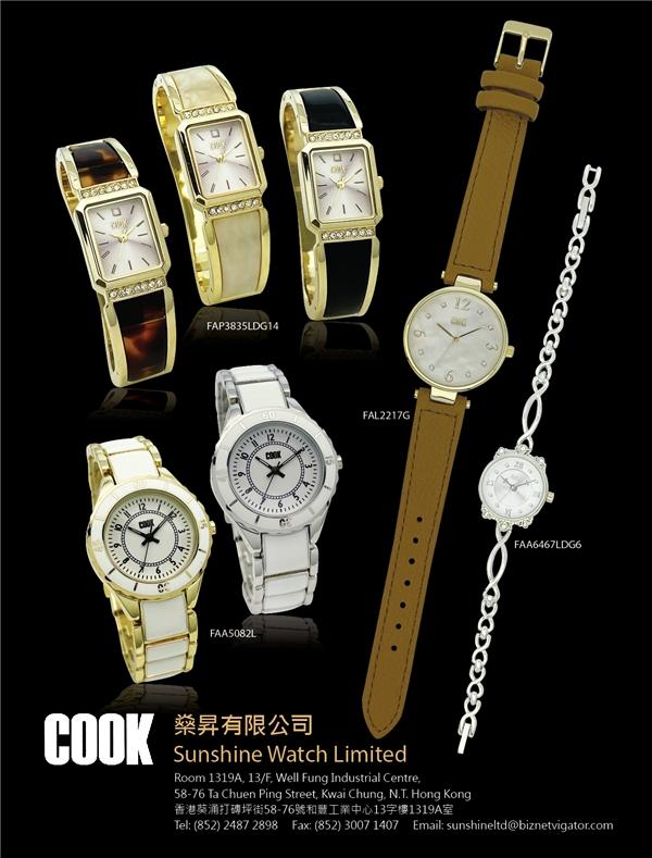 Cook——源自欧洲的手表品牌