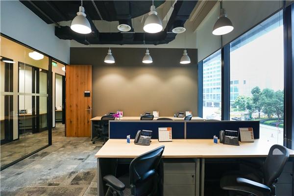 办公室租赁「2021新气象」,TEC上海灵活办公空间