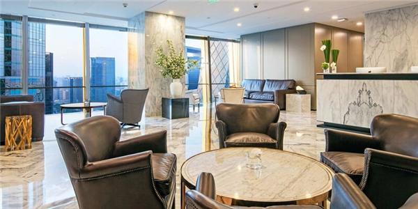 办公室租赁进入「灵活时代」,TEC北京灵活办公空间