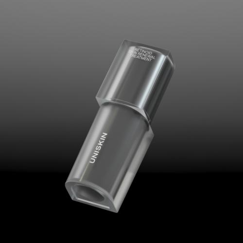 UNISKIN优视颜黑色重力精华新产品发布——告别第一款老肌肉力量收紧弹