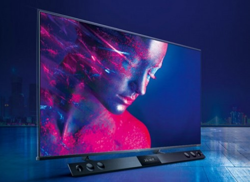 TCL75C10双屏QLED TV广受好评:音画出色的同时,外观也很重要!