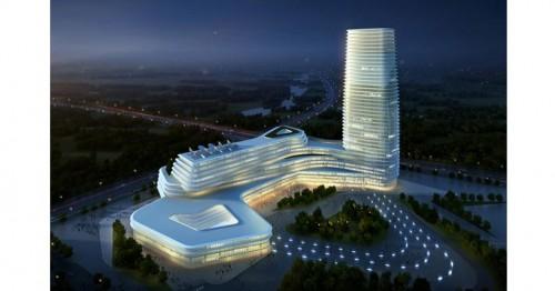 新年传佳音,蒂森电梯武汉分公司勇夺多个高影响力项目
