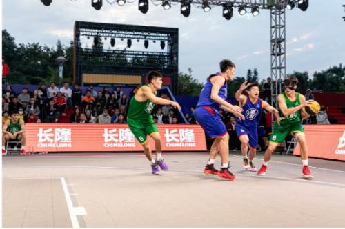 长隆三人篮球俱乐部成立 金牌教练+国手火热上阵