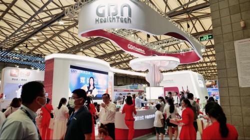 GBN集团惊艳亮相第十届上海新零售微商及社交电商博览会