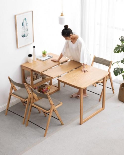 实木家具行业黑马 探索源氏木语爆款家具的魔力