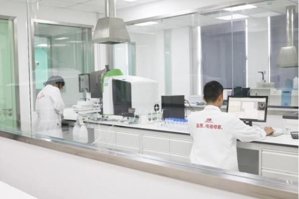 10万级净化车间 方广食品CNAS实验室树行业标杆