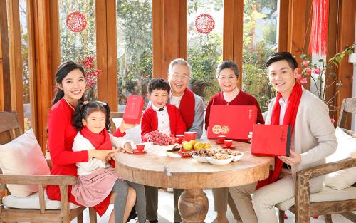 茶香福满年年新——艺福堂用实在好茶,泡出美满幸福中国年