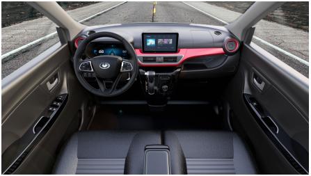 经济适用的新能源电动车,怎么少得了金彭狮子座