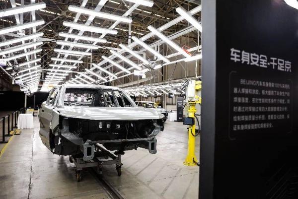 一切舒适,需以安全为前提,解析BEIJING-X7硬核车身背后的奥秘