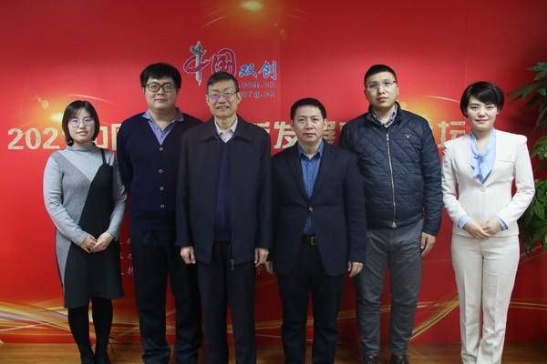 """飞诺门阵沈寓实荣获2020年""""中国双创典型人物"""""""