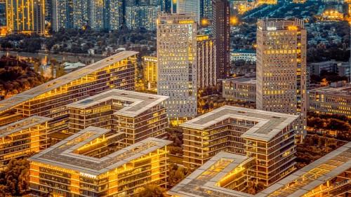 看对口企业!成都的这些园区正在建设工业集聚高地